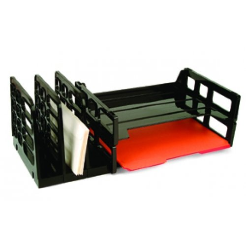 Officemate Recycled Expandable Sorter - 2