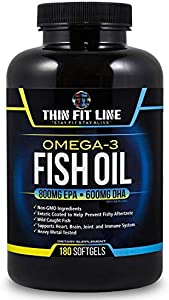 Omega-3 Fish Oil – Non GMO