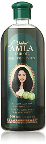 Dabur Amla Hair Oil, 500 ml Bottle (Egg And Coconut Oil For Hair Loss)