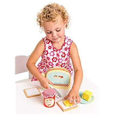 Le Toy Van Honeybake Collection, Toaster Set: Toys & Games