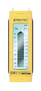 Trotec BM15 - Medidor de humedad