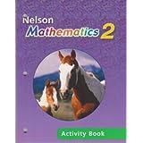 Nelson Mathematics (Grade 2): Math Activity Workbook