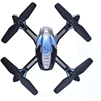 Owill KAIDENG PANTONMA K90 2.4G 4CH 6Axis Gyro RC Quadcopter Drone With 0.3MP WIFI Camera (Blue)