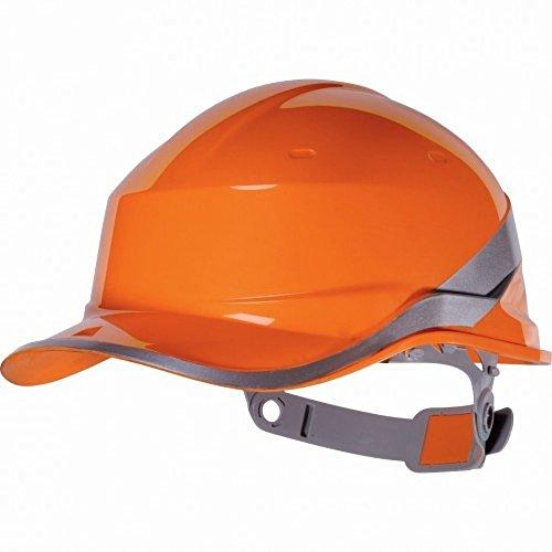 Venitex Hi-Vis Baseball PPE Sicheheitshelm Orange