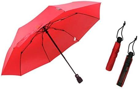 5e4d6417c1a7 JSSFQK Outdoor Hiking Portable Umbrella Anti-storm Umbrella Ultra ...
