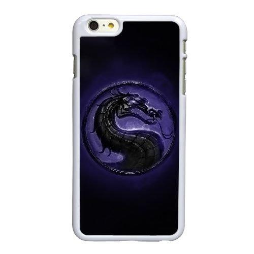 C9S52 Mortal Kombat de noob G8M6OD coque iPhone 6 4.7 pouces cas de couverture de téléphone portable coque blanche KJ2BGH2PG