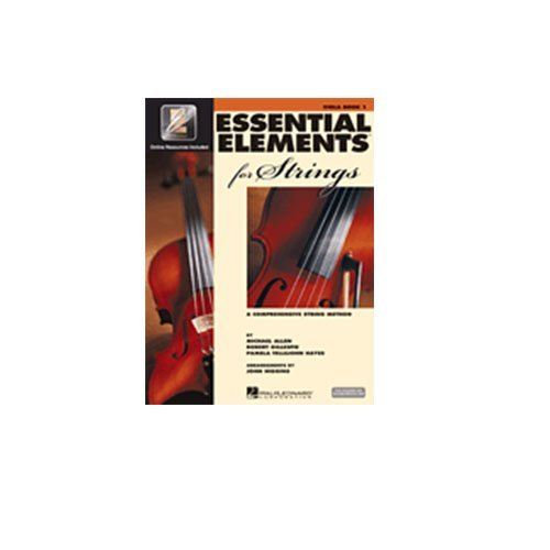 Essential Elements for Strings Viola Book 1 - with BONUS Lucky Duck Rosin