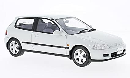 Amazon Com Honda Civic Eg6 Sir Ii Weiss 0 Modellauto
