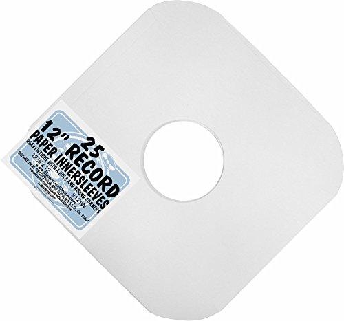 archival acid heavyweight paper inner