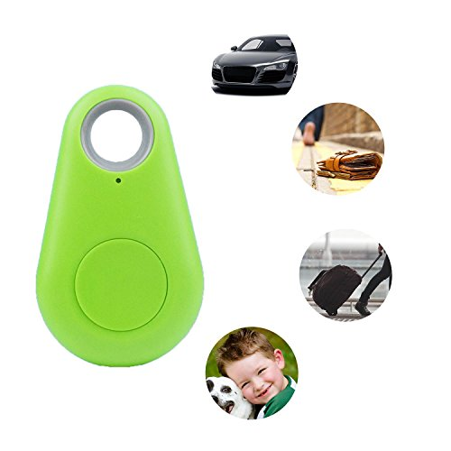 TechKen Anti Lost Device, GPS Tracker Bluetooth Locator, GPS Pet Tracker, Suitable For Wallet, Car, Kid, Pets, Bags, Suitcase Or Other Belongings (1 PCS)