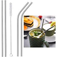 Cibenid Stainless Steel Drinking Metal Straws