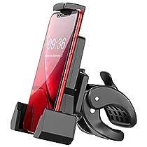 Cocoda Supporto Auto Smartphone, Porta Cellulare Auto per Cruscotto [Facile Apertura e Pieghevole] Compatibile con iPhone XS Max/XS/XR/X / 8 Plus / 7 / 6S, Sumsung, GPS e Altro