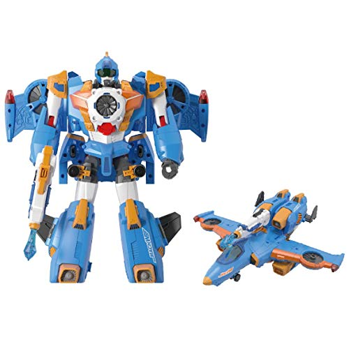 Tobot Youngtoys W Car Transforming Robot Car to Robot Animation Character