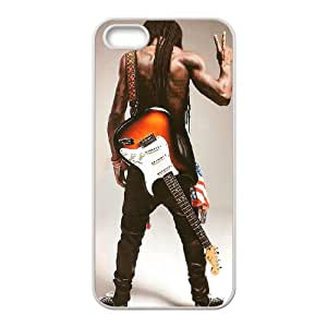 YUAHS(TM) New Fashion Cover Case for Iphone 5,5S with lil wayne YAS046828