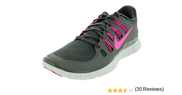 Nike Free 5.0 + Zapatilla de Running de la Mujer: Amazon.es ...