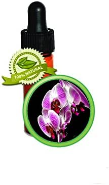 Orchid Absolute Essential Oil - 100% PURE Orchidaceae - 1 DRAM (3.7ml, 1/8oz)