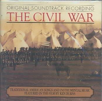 Civil War Music from PBS Series CD