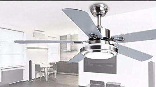 XHOPOS HOME Ventilador de techo moderno minimalista Lámparas de ...