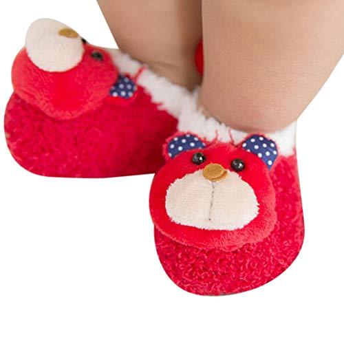 Socks, FORUU NewBorn Cute Baby Kids Toddler Casual Cartoon Unisex Warm from FORUU socks