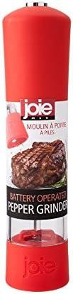 Joie 電池式 ペッパーミル (レッド)