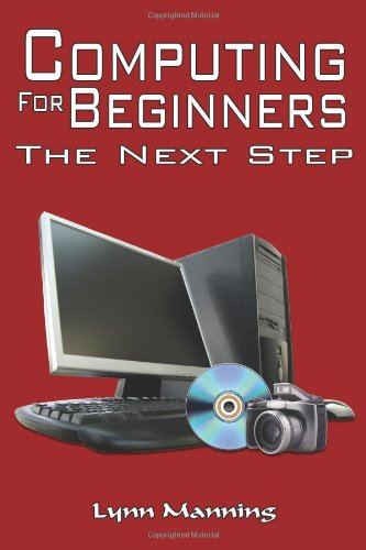 Computing For Beginners - The Next Step-cover
