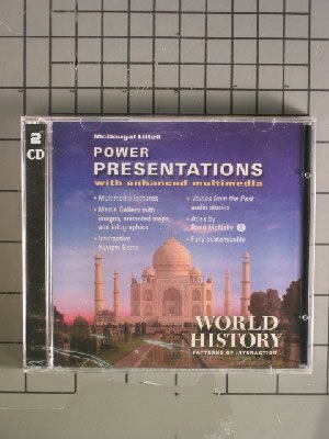 Download World History: Patterns of Interaction power presentations with enhanced multimedia pdf