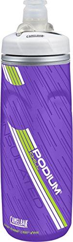 CamelBak Podium Chill Insulated Water Bottle, Prime Purple, 21 oz