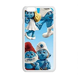 Charming The Smurfs Cell Phone Case for Iphone 6 Plus