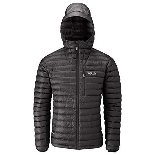 RAB Microlight Alpine Jacket - Men's Black/Shark