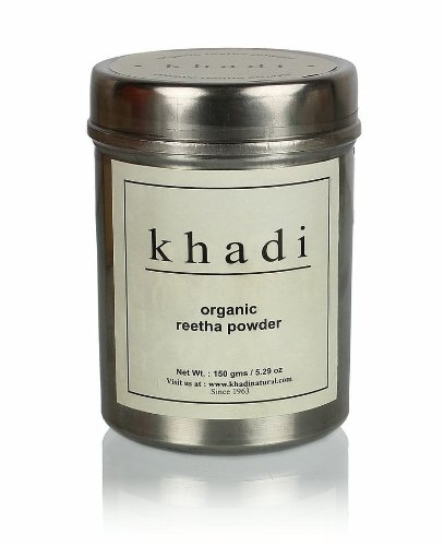 Khadi Organic Reetha Powder 150 gm