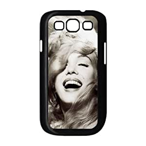 HXYHTY Phone Case Marilyn Monroe Hard Back Case Cover For Samsung Galaxy S3 I9300