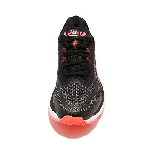 6 corail rose Running Rose Chaussures noir de Asics Femme Gt 2000 7PxwWn1vqE