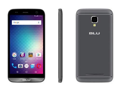 BLU Dash XL Gray