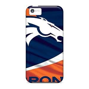 Dmucase Avi915vBMf Case Cover Iphone 5c Protective Case Denver Broncos