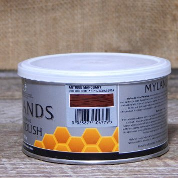 Mylands Wax Polish (Antique Mahogany) by Mylands