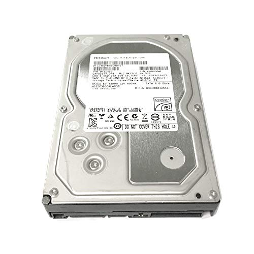 HITACHI Deskstar 5K3000 HDS5C3030ALA630 (0F12460) 3TB 32MB Cache CoolSpin SATA III 6.0Gb/s 3.5in Internal Desktop Hard Drive ()