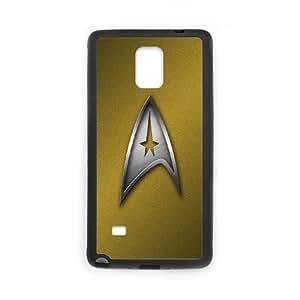 Star Trek Samsung Galaxy Note 4 Cell Phone Case Black PCZ