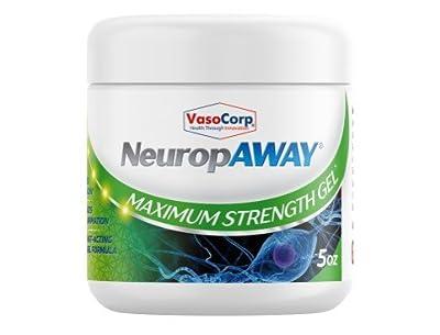 VasoCorp Neuropathy Pain Relief Gel - 2oz