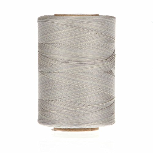 - Star Thread V38-0857 3-Ply 30wt T-35 Cotton Quilting & Craft Variegated Thread, 1200 yd, Silver Lining
