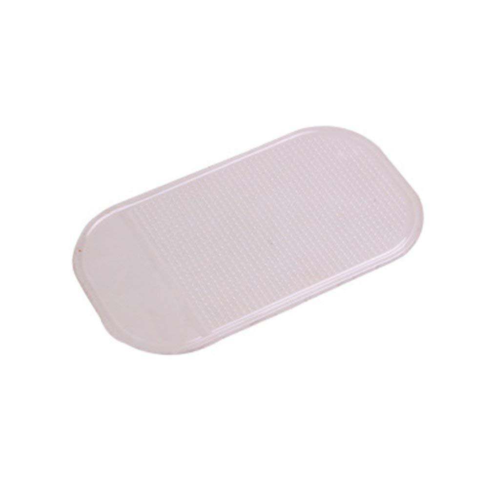 Leoboone antideslizante Car Dash pegajosa del gel antideslizante almohadilla de montaje Soporte Universal Mat lavable del cojín del gel de silicona Accesorios para el coche