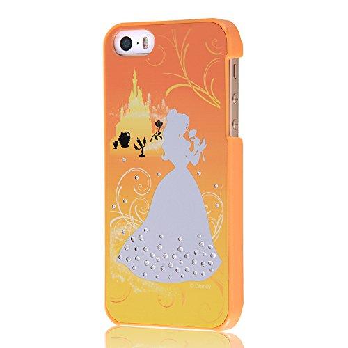 Disney Princess Jewelry shell iPhone 5 Case (Bell)