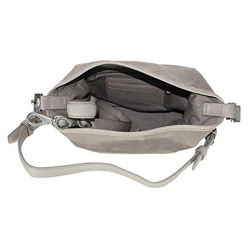 Leather Cm Marc Bag Shoulder Grau O'polo Hellgrau 35 Sixteen qgwPpI