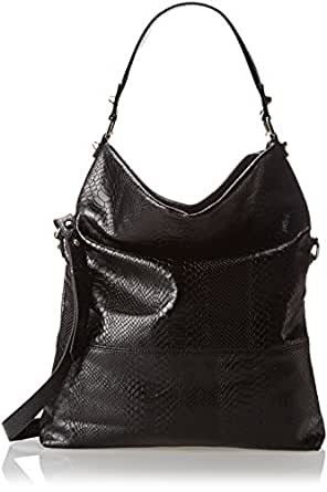 BCBGeneration Kai The Almost Famous Hobo,Black,One Size