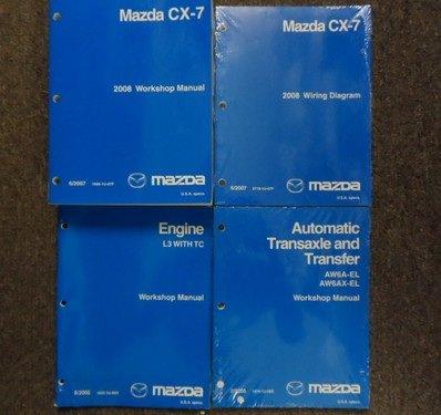 mazda cx 7 manual book