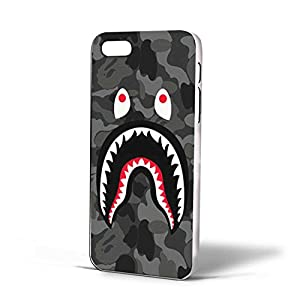 bape iphone 5 case bape shark black army pattern for iphone iphone 5 5s 2697