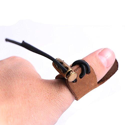 Mongolian Thumb Ring Bow