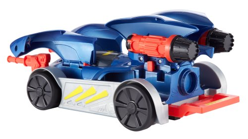 Batman 2-in-1 Transform and Attack Batmobile Vehicle