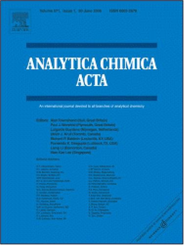 - An automated monitor to determine trace metal particle/dissolved interactions in natural waters [An article from: Analytica Chimica Acta]