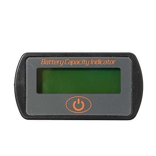 DyNamic 7.4V-56V Li-Ion-Batterie Kapazit/ät Meter Tester Spannungsanzeige LCD-Monitor M