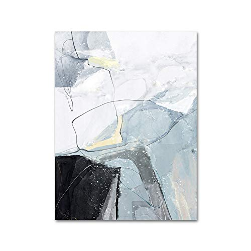 Qianqian Paper Crane Abstract Marble Canvas Print Paintings for sale  Delivered anywhere in USA